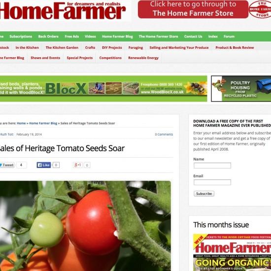 Home Farmer Online