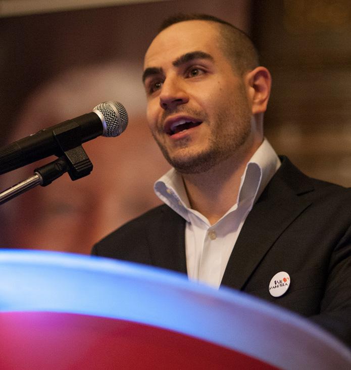 David Stoch, director of Meerkat PR