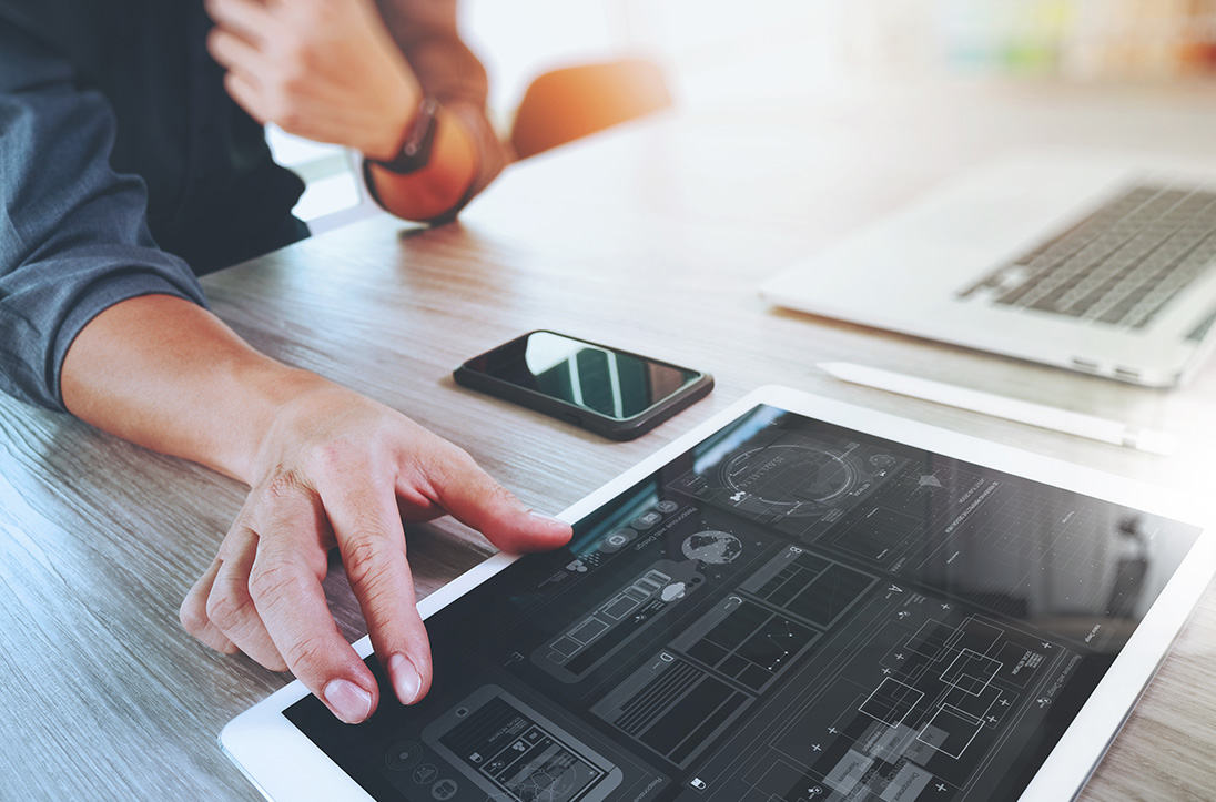Digital strategy image