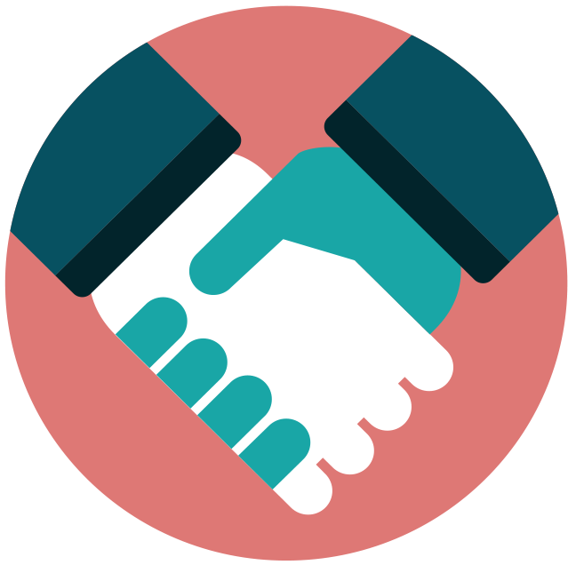 collaboration - handshake image