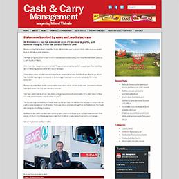 Cash & Carry Management