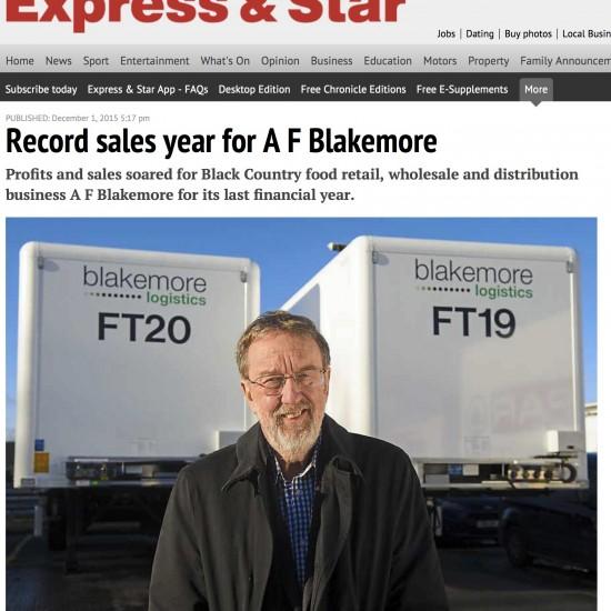 Express & Star 01