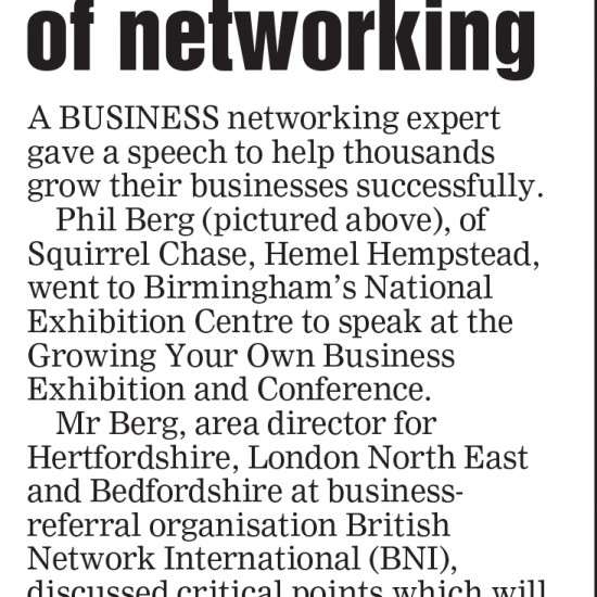 Hemel Hempstead Gazette (Herts Business)