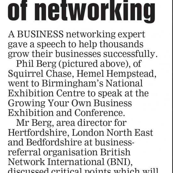 Hemel Hempstead Gazette (Herts Business)