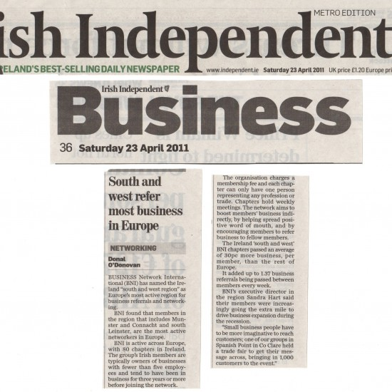 Irish Independent - Business