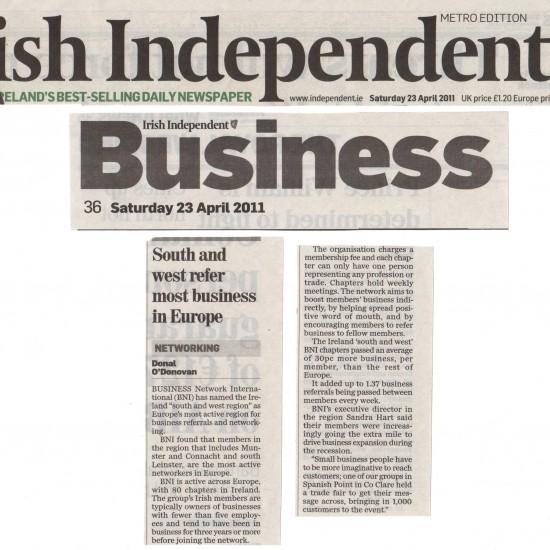 Irish Independent - Business