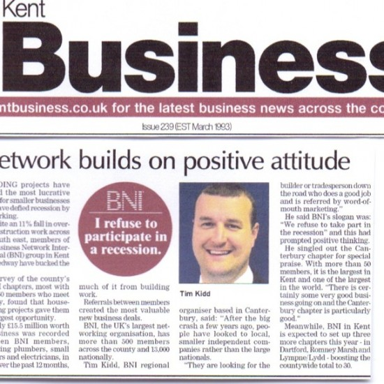 Kent Business