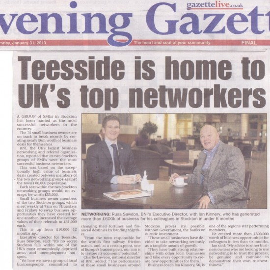 Evening Gazette