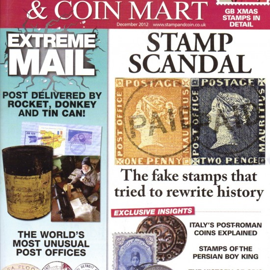 Stamp & Coin Mart