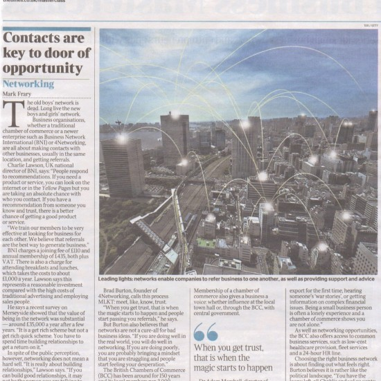 The Times - Small Business Masterclass